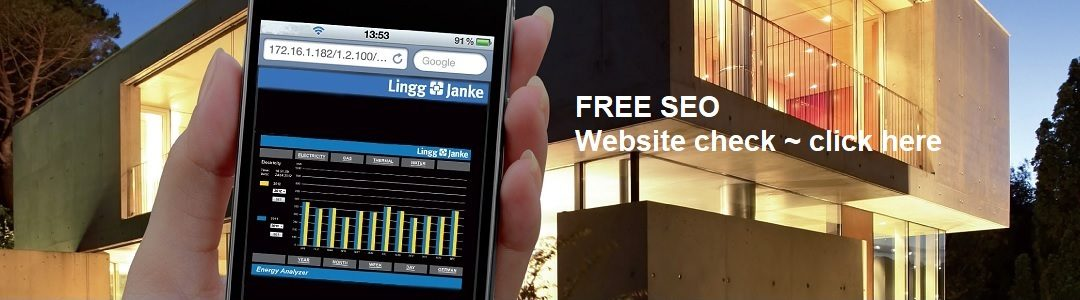 Free SEO real estate Australia check up