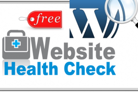 Free SEO website health check