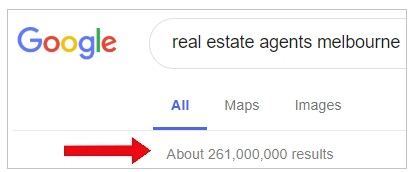 SEO real estate agents Melbourne