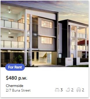 Rental appraisal Chermside QLD 4032