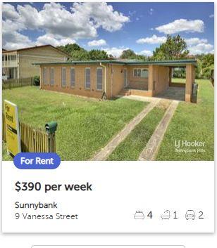 Rental appraisal Sunnybank QLD 4109
